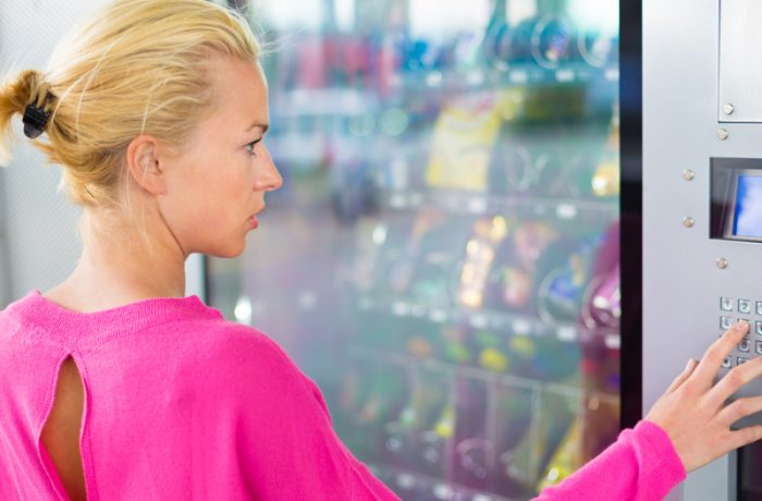 Vending – dystrybucja produktów